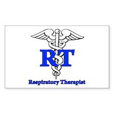 Respiratory Therapist Decal