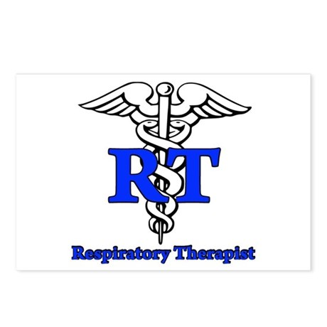 Respiratory Therapist Postcards (Package of 8)