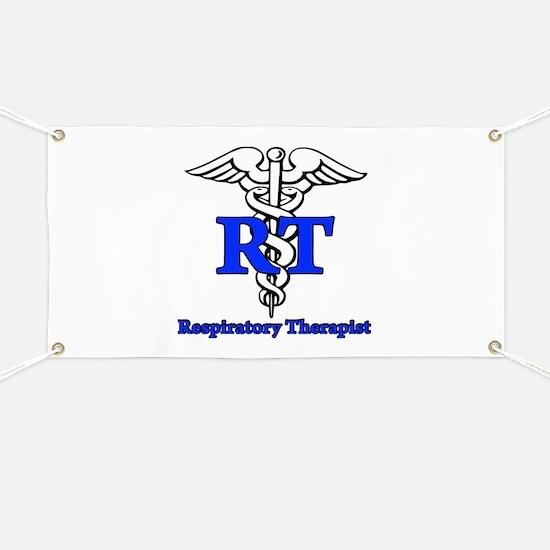 Respiratory Therapist Banner