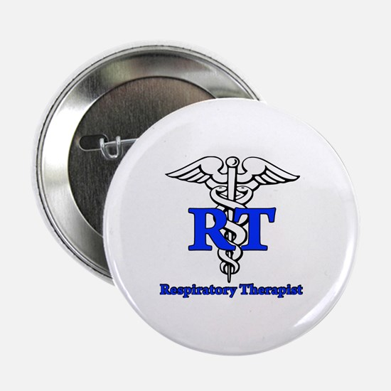 "Respiratory Therapist 2.25"" Button"