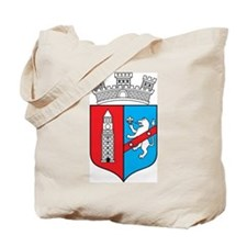 Tirana Coat Of Arms Tote Bag