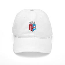 Tirana Coat Of Arms Baseball Cap