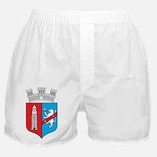 Tirana Coat Of Arms Boxer Shorts