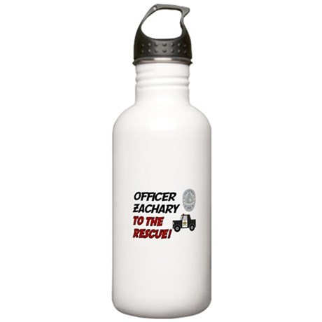 Zachary to the Rescue! Stainless Water Bottle 1.0L