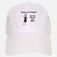 Impeach the President - Woman Baseball Baseball Cap