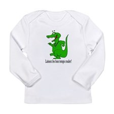 Good Times Roll Long Sleeve Infant T-Shirt