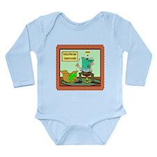 TWs Long Sleeve Infant Bodysuit