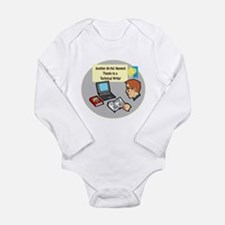 Software Manuals Long Sleeve Infant Bodysuit
