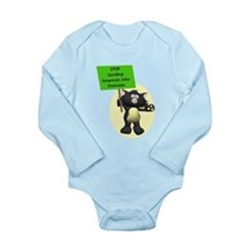Outsourcing Long Sleeve Infant Bodysuit