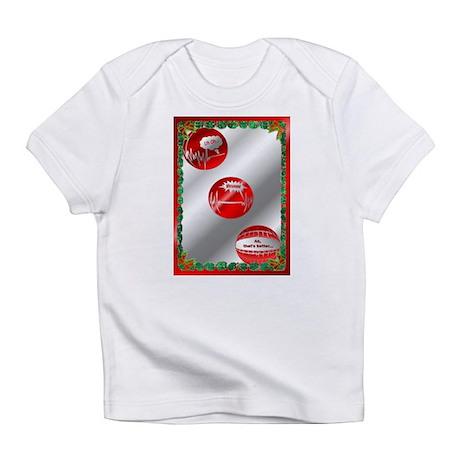 Uh Oh FlatlineTri-v Infant T-Shirt