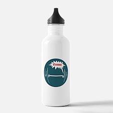 Survived Water Bottle