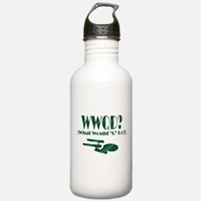 WWQD? Water Bottle