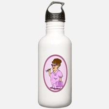 Cosmetics Water Bottle