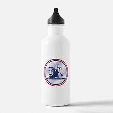 President's Day Water Bottle