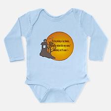 Macbeth2 Long Sleeve Infant Bodysuit