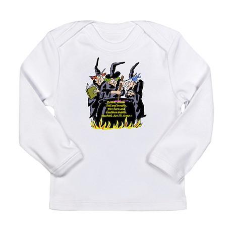 Macbeth1 Long Sleeve Infant T-Shirt