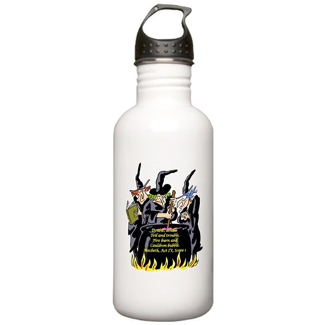 Macbeth1 Stainless Water Bottle 1.0L