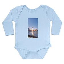 Shuttle Orbit Long Sleeve Infant Bodysuit