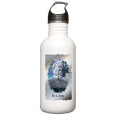 Mt. St. Helens Water Bottle