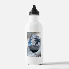 Mt. St. Helens Water Bottle