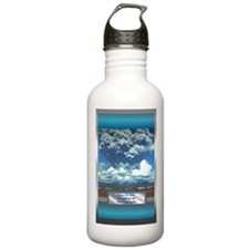 Mt. Pinatubo Water Bottle