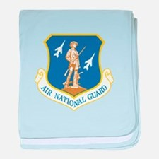 Air Guard baby blanket