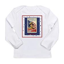 WAC Long Sleeve Infant T-Shirt