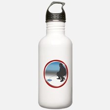 Ice Fishing Water Bottle