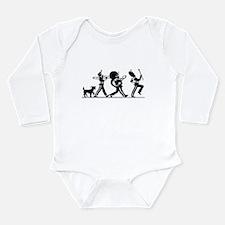 76 Trombones Long Sleeve Infant Bodysuit
