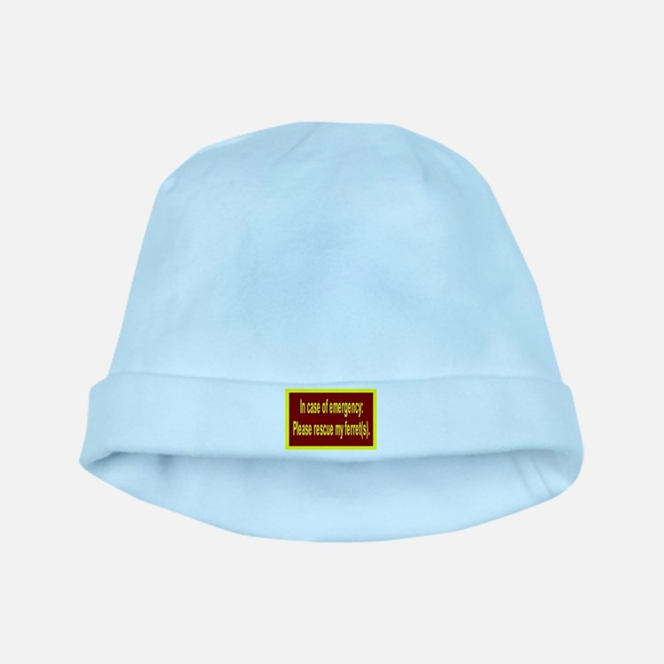 Save Cats baby hat