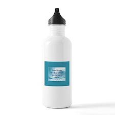 Dogs Heaven Water Bottle