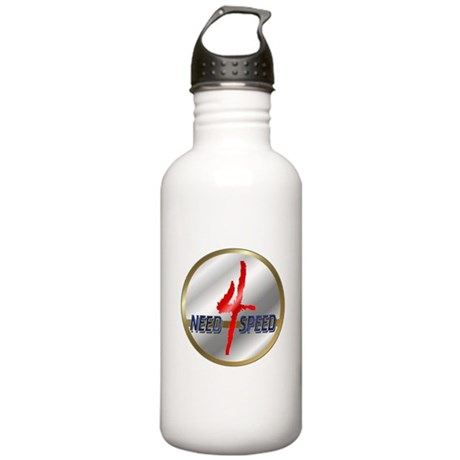 Speeders Stainless Water Bottle 1.0L