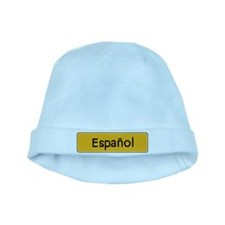 Espanol baby hat