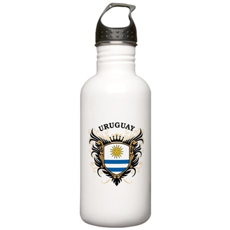 Uruguay Stainless Water Bottle 1.0L