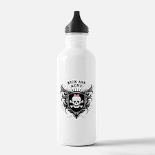 Kick Ass Aunt Water Bottle