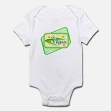 Go Vegan Infant Creeper