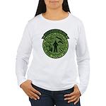 Georgia Sheriff Women's Long Sleeve T-Shirt