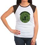 Georgia Sheriff Women's Cap Sleeve T-Shirt