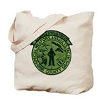 Georgia Sheriff Tote Bag