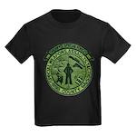 Georgia Sheriff Kids Dark T-Shirt
