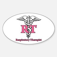 Respiratory Therapist Decal