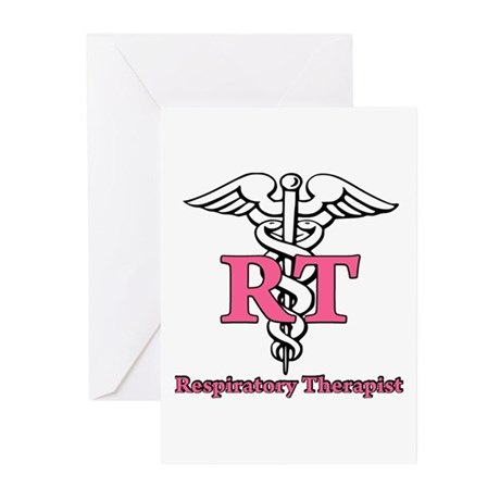 Respiratory Therapist Greeting Cards (Pk of 10)