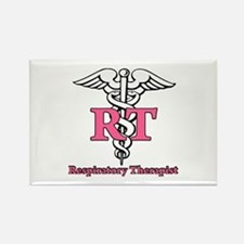 Respiratory Therapist Rectangle Magnet