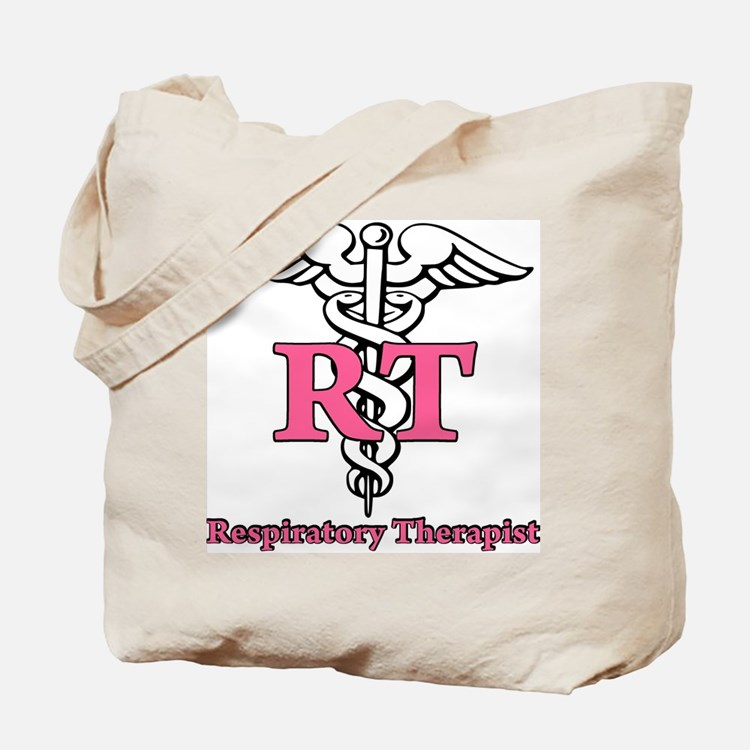 Respiratory Therapist Tote Bag