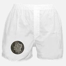 Morgan Obverse Boxer Shorts