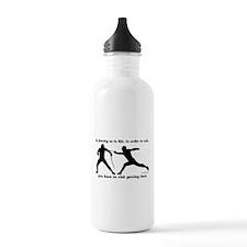 Get Hurt Water Bottle