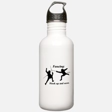 Hook Up and Score Water Bottle