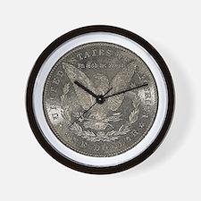 Morgan Reverse Wall Clock