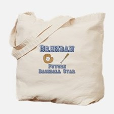 Brendan - Future Baseball Sta Tote Bag