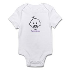 Yoga Transcendence - Infant Bodysuit (Purple)
